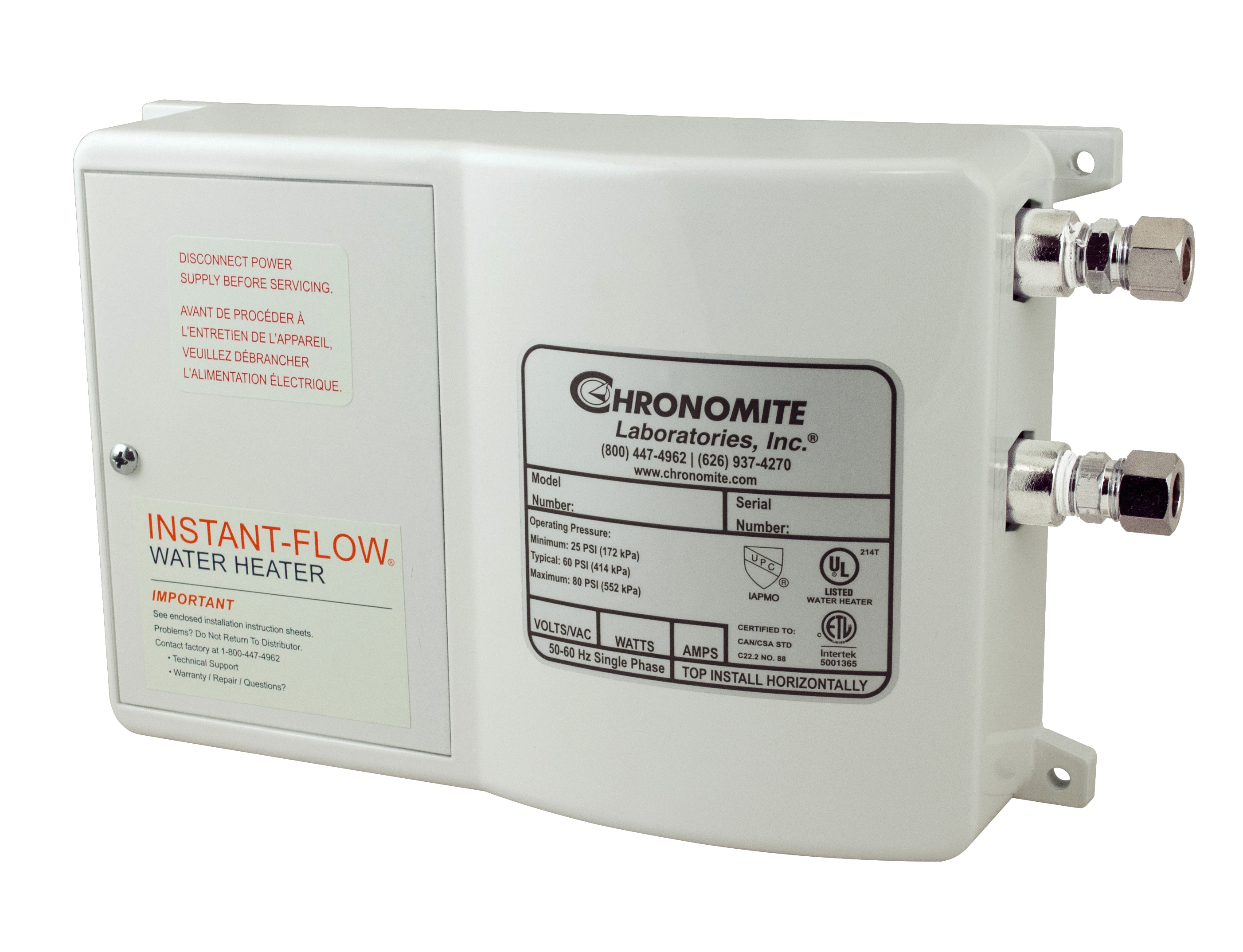 Charmant ... Instant Flow® SR Water Heater (hi Res Jpg) ...