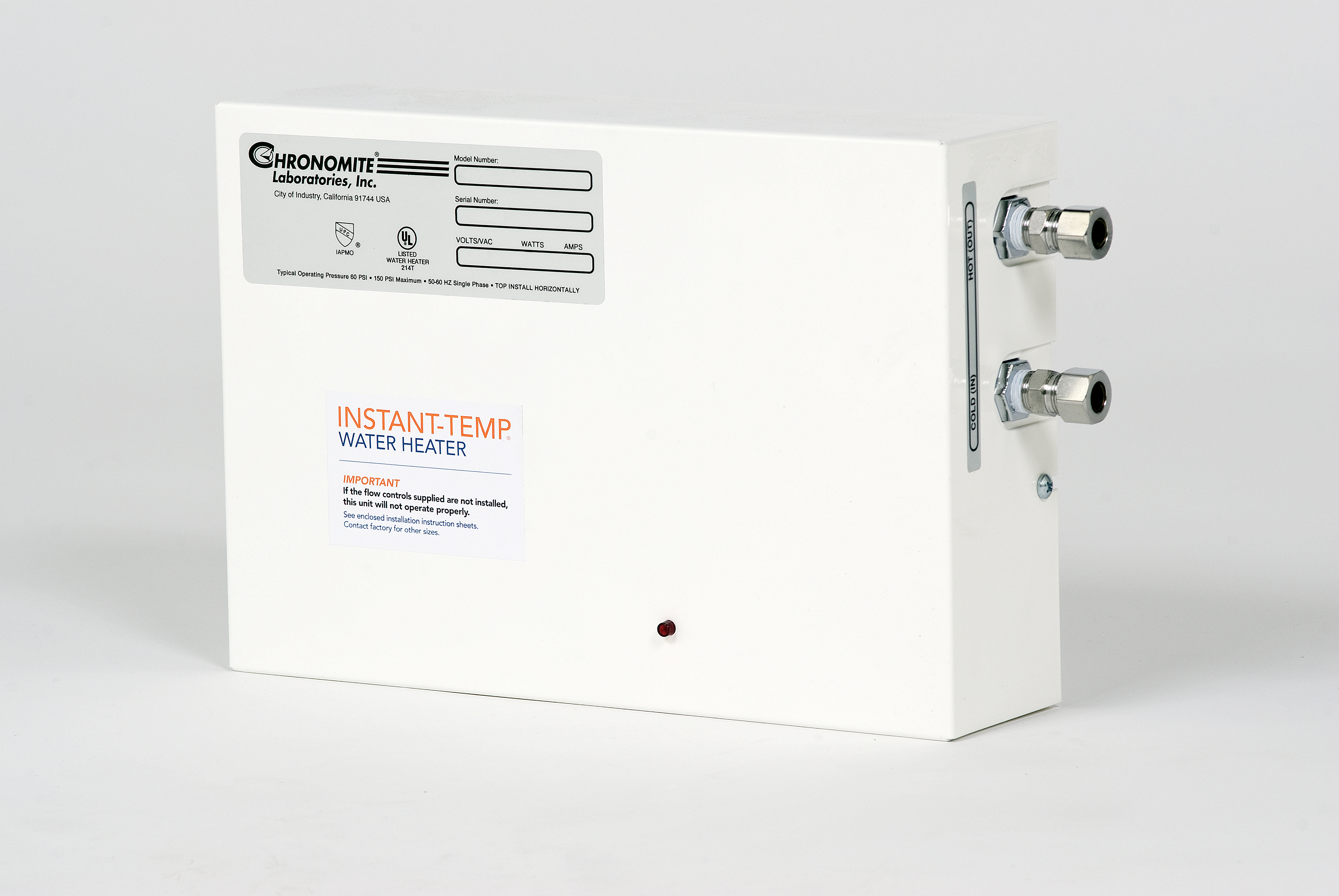 On Demand Water Heater High Quality Instant Temp Water