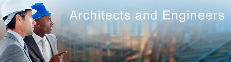 Architects and Engineers Banner