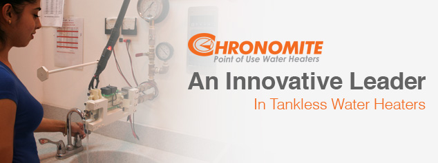 Chronomite Hot Water Heater Innovative Leaders