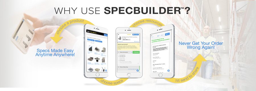 Chronomite SpecBuilder Tool to Create Specs for Plumbing Projects