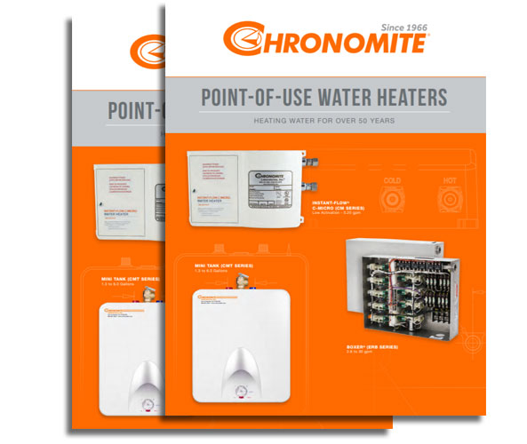 Chronomite Releases New Brochure
